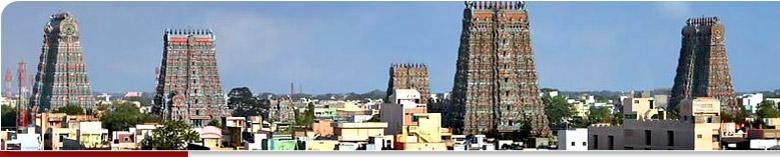 Madurai Meenakshi Sundareswarar Temple